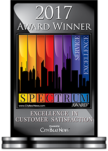 2017 Spectrum Award Star Page Emblem