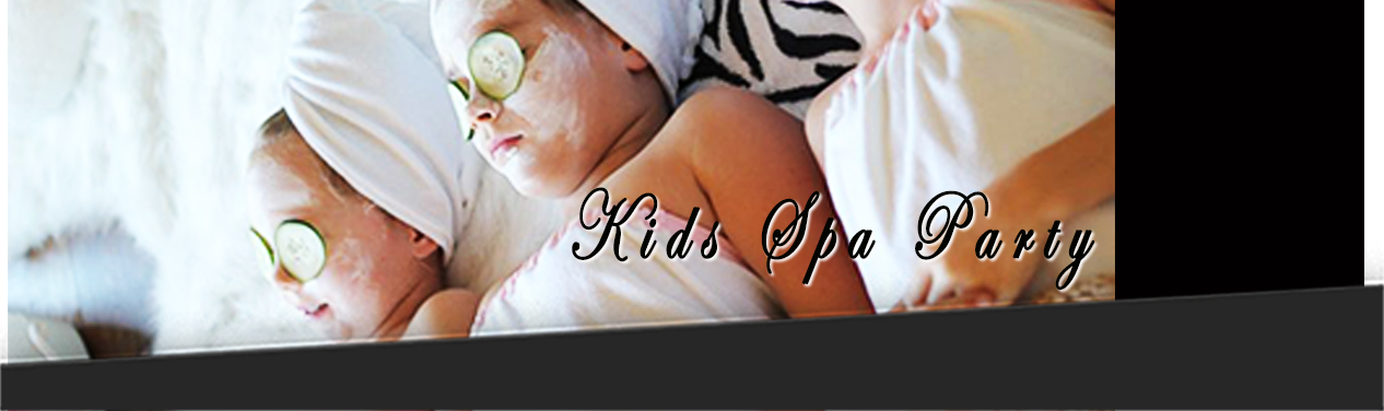 Kid's Spa Party Photo