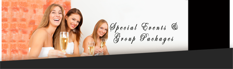 Special Event – Group Spa Packages Photo